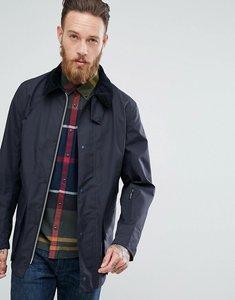 Read more about Barbour heritage bale waterproof jacket in navy - navy