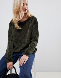 Read more about Stella morgan boatneck jumper - khaki