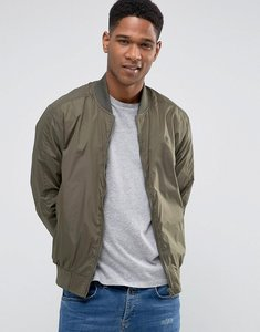 Read more about French connection lightweight bomber - green