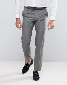 Read more about Harry brown grey check heritage suit trousers - grey