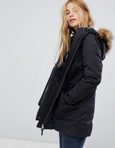 Read more about Lee urban parka jacket - black