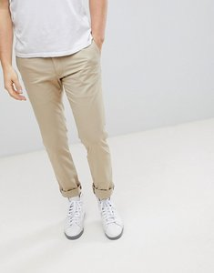 Read more about Polo ralph lauren slim fit stretch chinos in beige - classic khaki