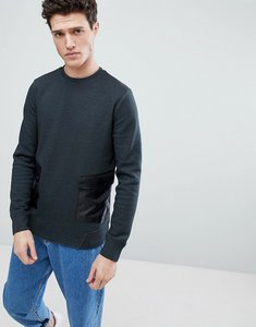 Read more about Native youth pocket sweatshirt - green
