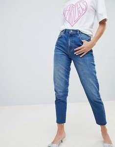 Read more about Chorus core mom jeans - mid denim blue