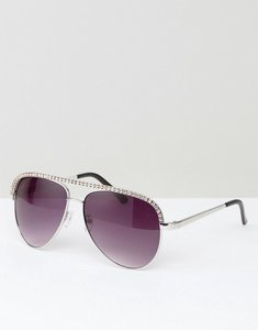 Read more about Aj morgan aviator sunglasses - silver