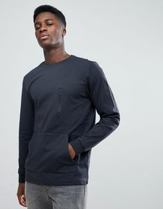 Read more about Only sons sweatshirt with multi pocket - phantom