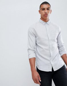 Read more about Bellfield textured shirt - grey