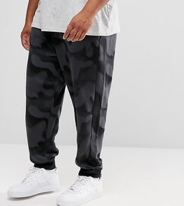 Read more about Nike jordan plus flight fleece joggers in camo 860358-010 - black