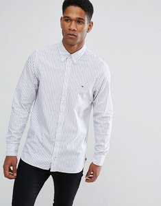 Read more about Tommy hilfiger stripe shirt - white