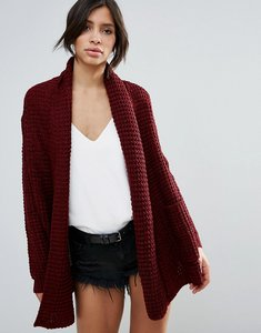 Read more about John jenn manon turn back collar cardigan - scarlett