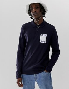 Read more about Calvin klein jeans long sleeve polo