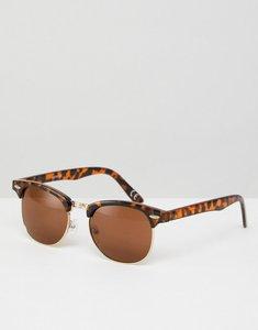 Read more about Asos classic retro sunglasses - brown