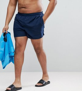 Read more about Nike plus volley super short swim short in navy ness8830-489 - navy