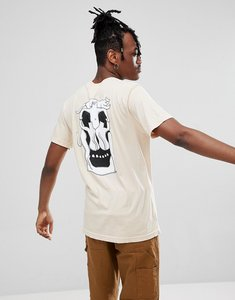 Read more about Ripndip nerm skull t-shirt in stone - stone