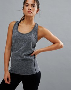 Read more about South beach soft marl gym vest - grey