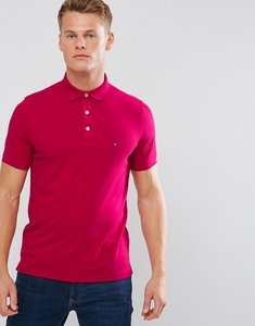 Read more about Tommy hilfiger luxury polo shirt - pink