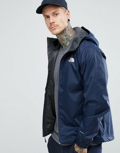 Read more about The north face quest lightweight waterproof jacket in navy - tnf urban navy