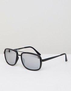 Read more about Aj morgan square frame sunglasses - black