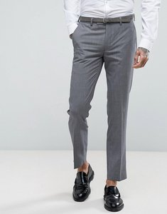 Read more about Harry brown slim fit grey tonic suit trousers - grey