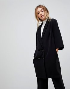 Read more about B young tuxedo blazer - black