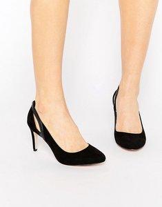 Read more about Asos scoreboard heels - black