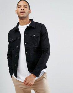 Read more about Selected homme denim jacket - black denim 1001