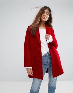 Read more about Suncoo wool coat - red