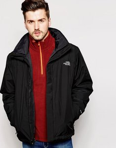 Read more about The north face resolve insulated jacket - black