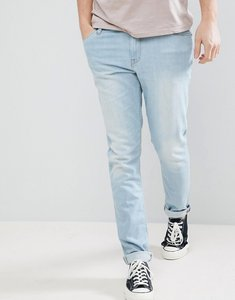 Read more about Asos skinny jeans in light wash - light wash blue