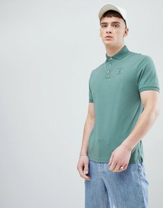 Read more about Hackett mr classic logo polo in green - 668