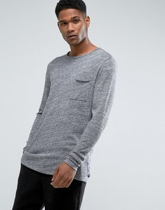 Read more about Tommy hilfiger denim sweatshirt in grey marl - grey marl