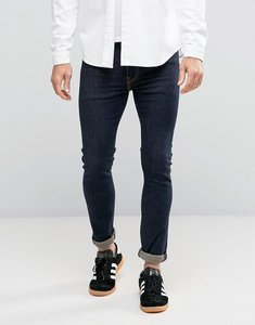 Read more about Levis 519 extreme skinny fit jeans pipe indigo contrast stitch wash - pipe