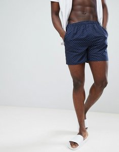 Read more about French connection dot swim shorts - navy