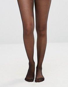 Read more about Asos design 15 denier black tights - black