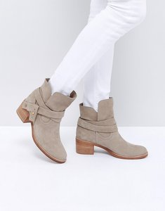 Read more about Ugg elora strap mid heeled boots - sahara