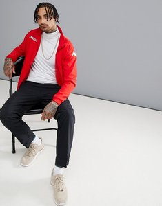 Read more about Kappa track jacket - red
