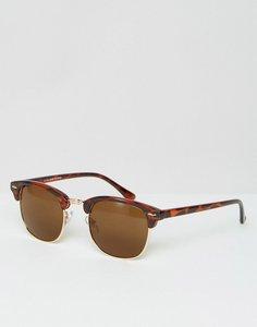 Read more about Asos classic retro sunglasses - tort