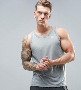 Read more about Jack jones tech vest with chest logo - sleet
