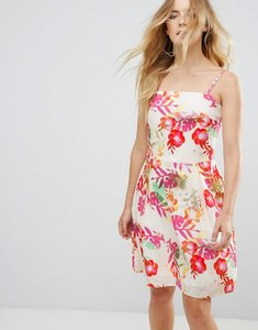 Read more about Lavand strappy floral dress - multi