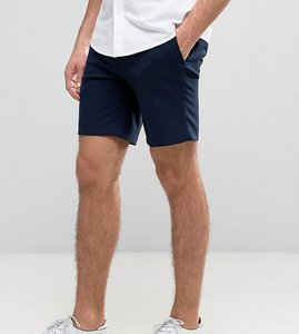 Read more about Only sons skinny smart shorts - navy