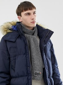Read more about Superdry basic scarf