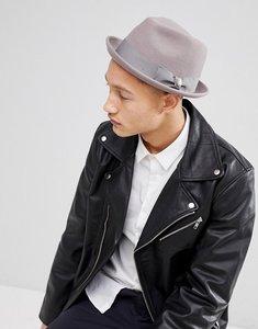 Read more about Goorin good boy fedora hat - grey