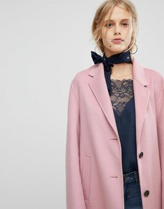 Read more about Current air cocoon coat - pink