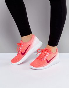 Read more about Nike running lunarglide 9 trainers - pink