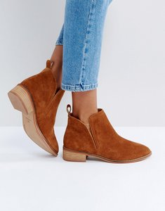 Read more about Office andreas suede ankle boots - tan