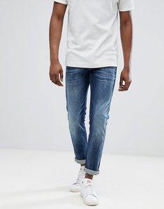 58ad7a66f91 Read more about Jack jones jeans in slim fit rinsed denim - blue denim