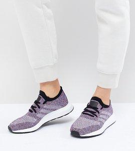 Read more about Adidas originals swift run primeknit trainers in multi - multi
