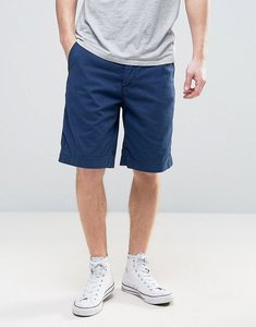 Read more about Polo ralph lauren straight chino shorts polo logo in navy - spring navy