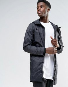 Read more about Selected zip rain mac - black