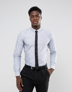 Read more about Minimum miro button down shirt - grey